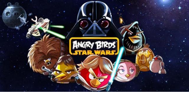 Сердиті пташки у всесвіті star wars